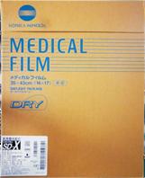 柯尼卡红外激光胶片